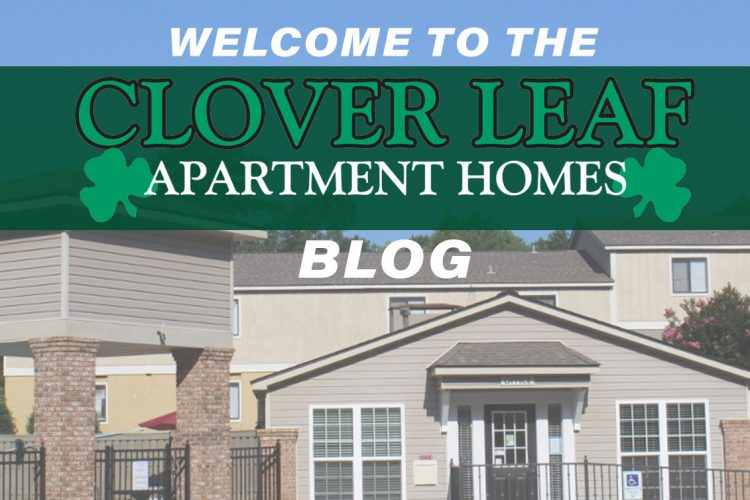 Welcome to the Clover Leaf Apartment Homes Blog