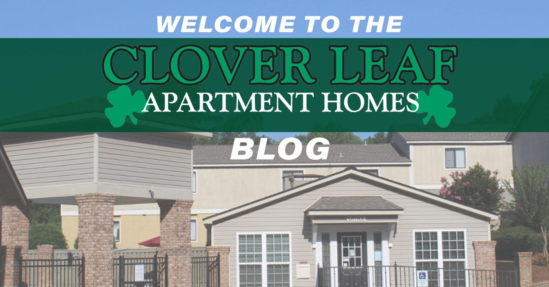 Clover Leaf Apartment Homes blog
