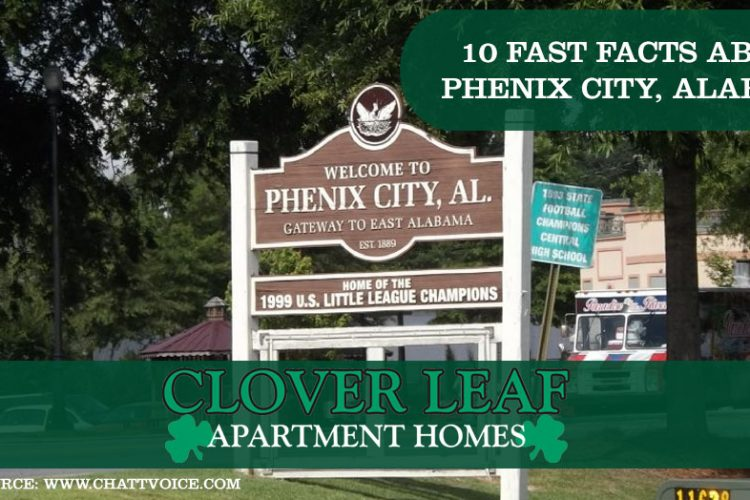 10 Fast Facts About Phenix City, Alabama