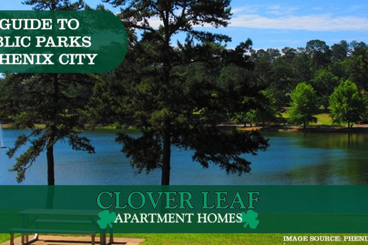 A Guide to Public Parks in Phenix City
