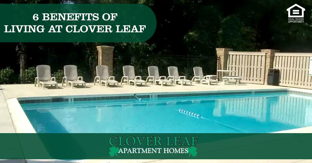 Benefits of Living at Clover Leaf