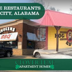 Barbecue Restaurants in Phenix City, Alabama