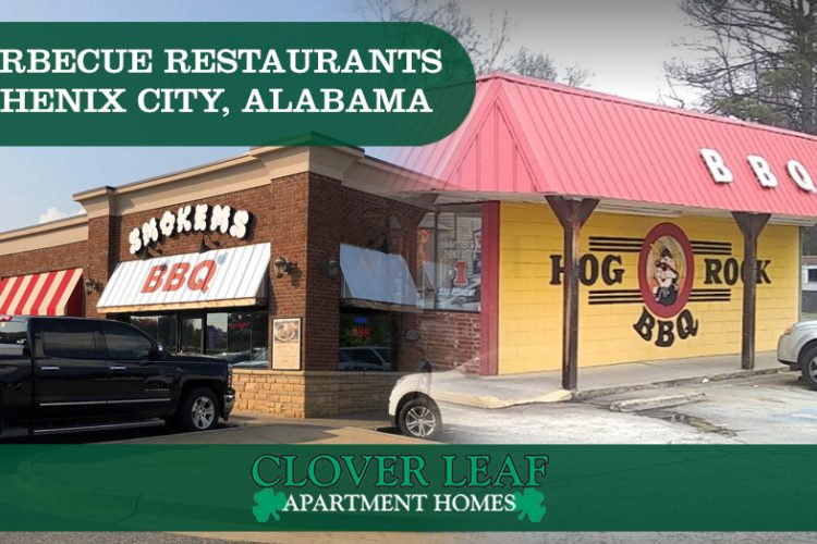 5 Barbecue Restaurants in Phenix City, Alabama