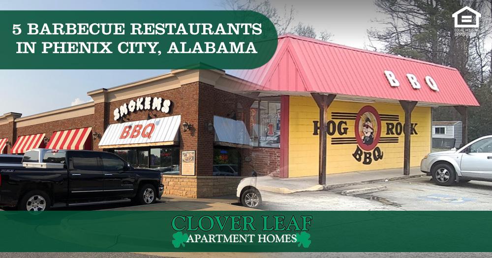 Barbecue Restaurants in Phenix City, Alabama