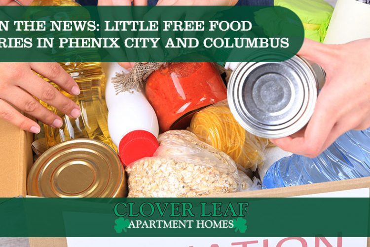 In the News: Little Free Food Pantries in Phenix City and Columbus