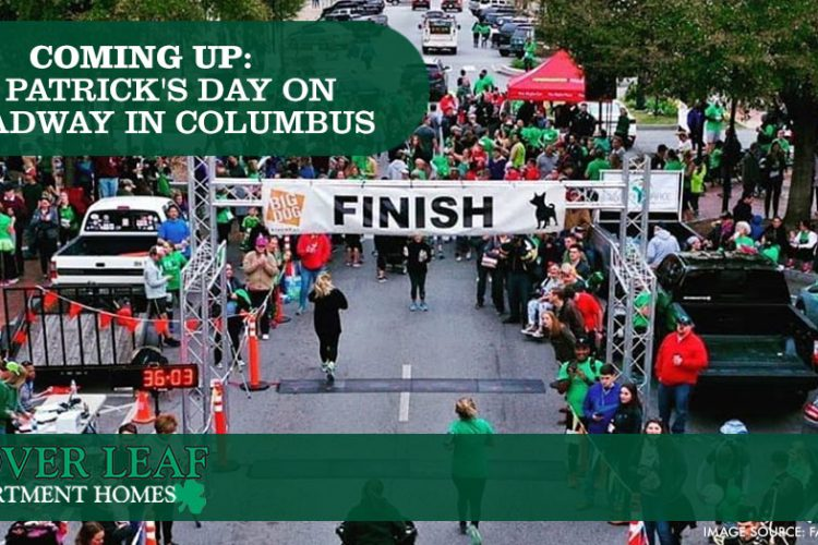 Coming Up: St. Patrick's Day on Broadway in Columbus