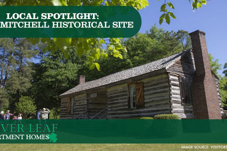 Local Spotlight: Fort Mitchell Historical Site