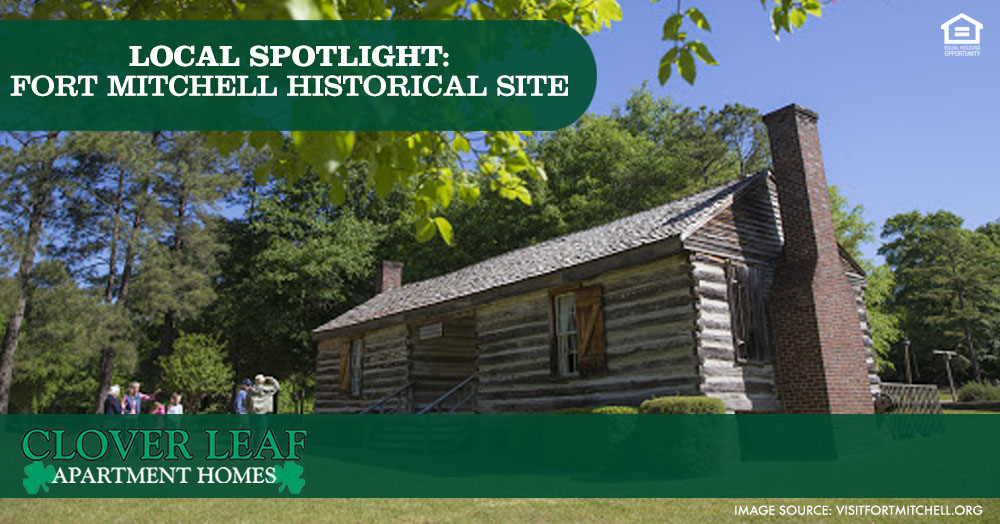 Fort Mitchell Historical Site