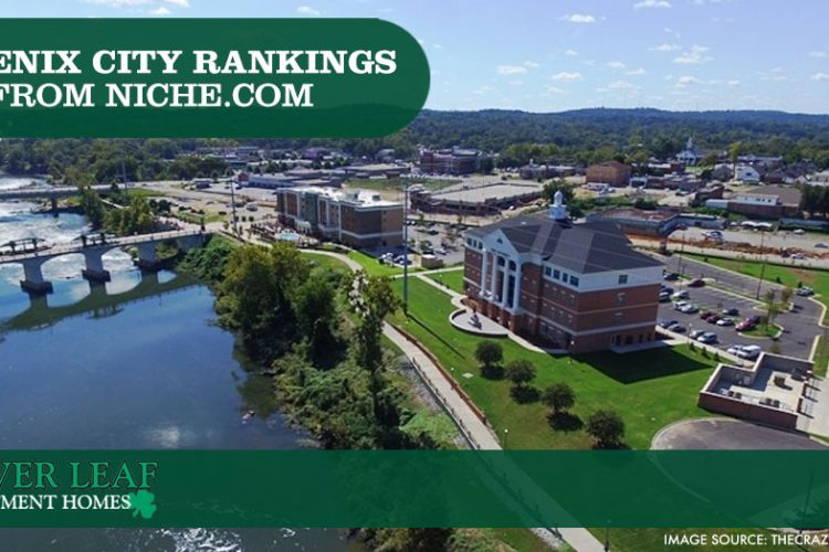 3 Phenix City Rankings From Niche.com