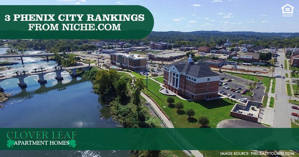 Phenix City Rankings From Niche.com