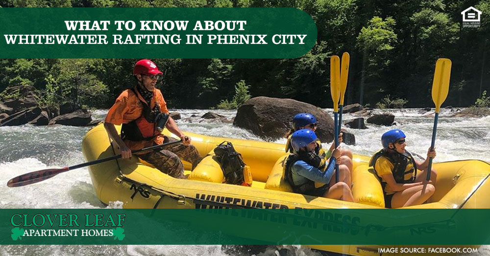 What to Know About Whitewater Rafting in Phenix City