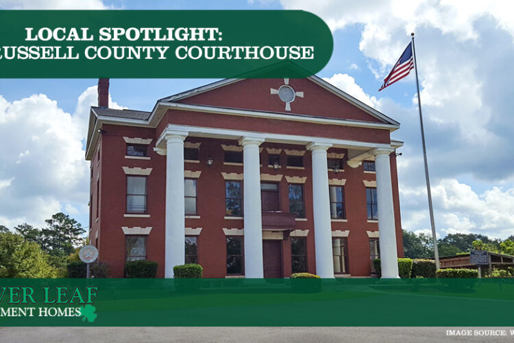 Local Spotlight: Old Russell County Courthouse