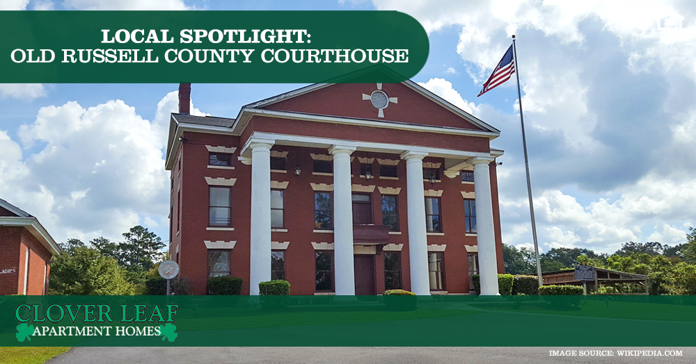 Old Russell County Courthouse