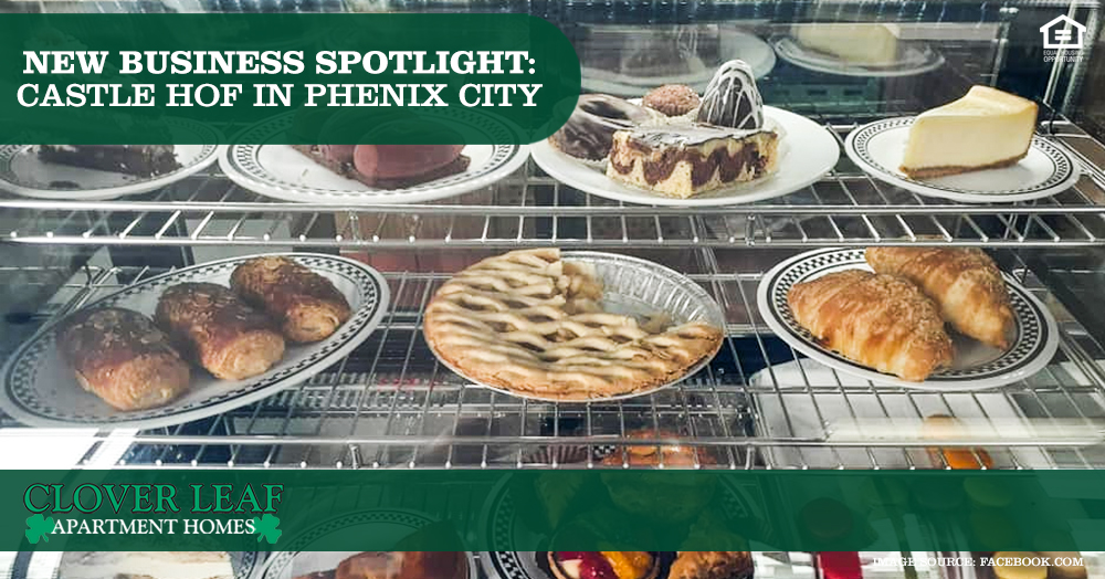 New Business Spotlight: Castle Hof in Phenix City
