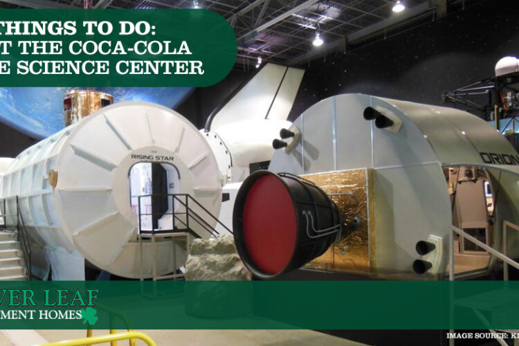 Things to Do: Visit the Coca-Cola Space Science Center