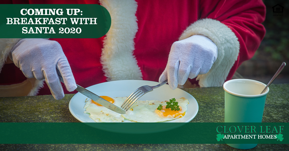 Coming Up: Breakfast With Santa 2020
