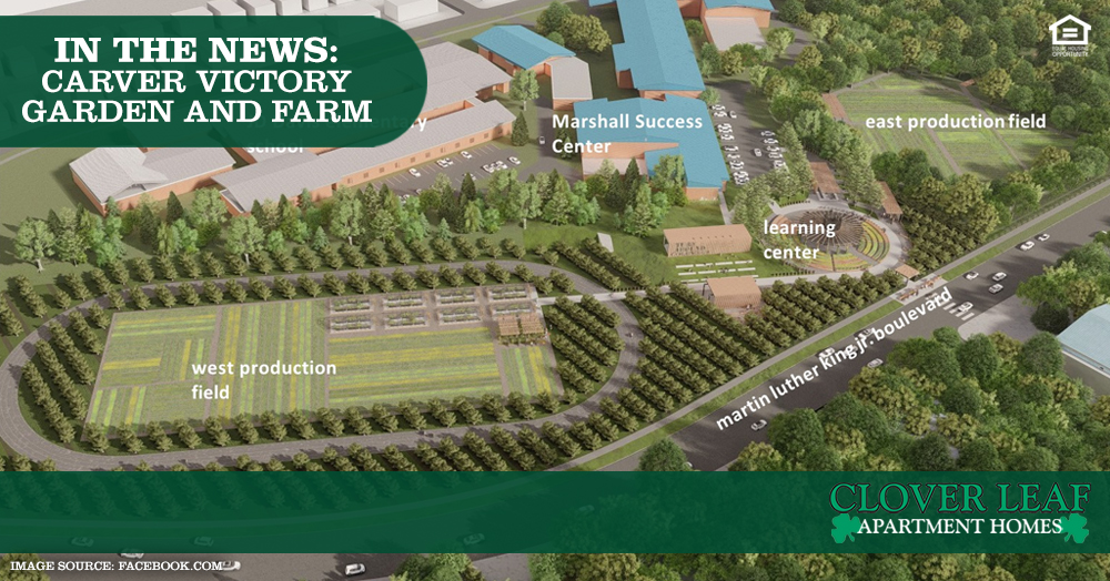 In the News: Carver Victory Garden and Farm