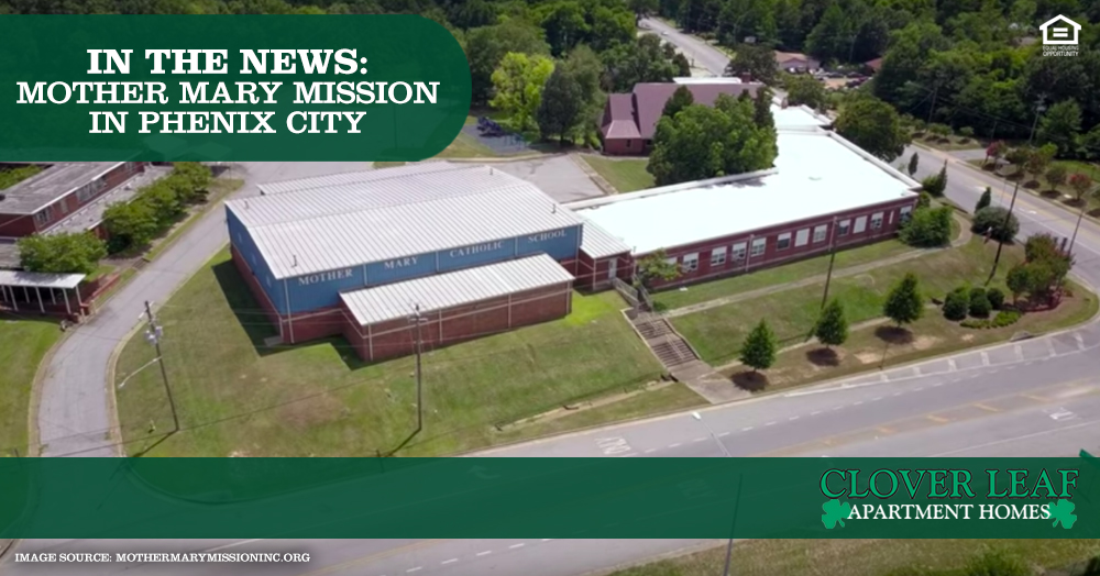 In the News: Mother Mary Mission in Phenix City