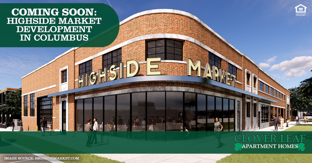 Coming Soon: Highside Market Development in Columbus