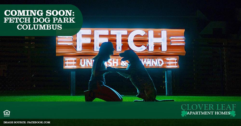 Coming Soon: Fetch Park Columbus